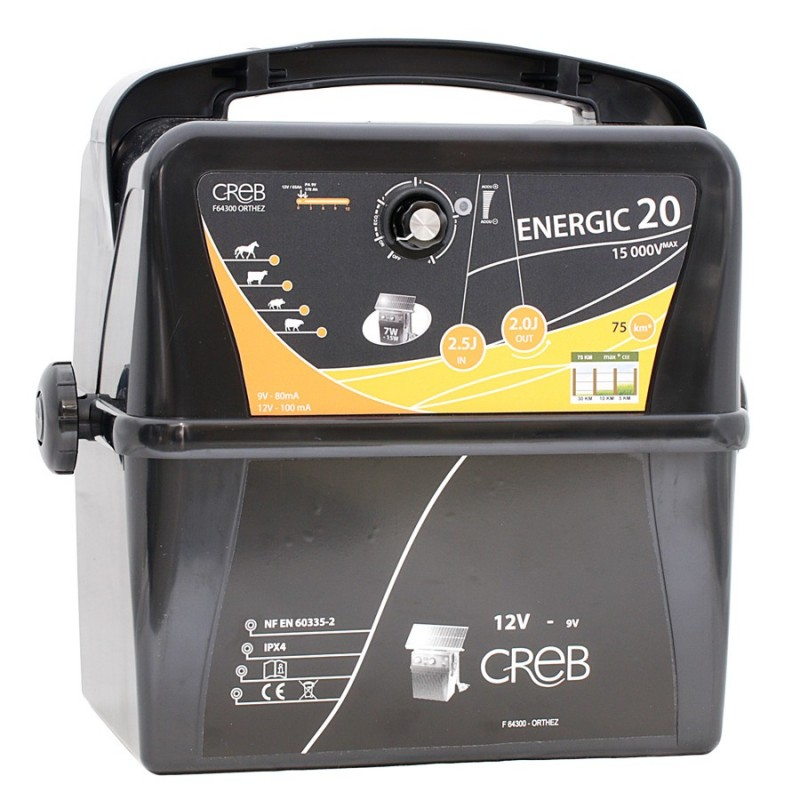 ENERGIC 20