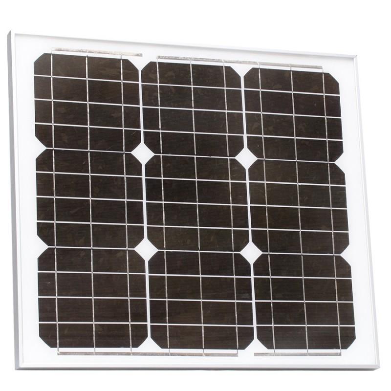Φωτοβολταϊκό Πάνελ 12V 30W