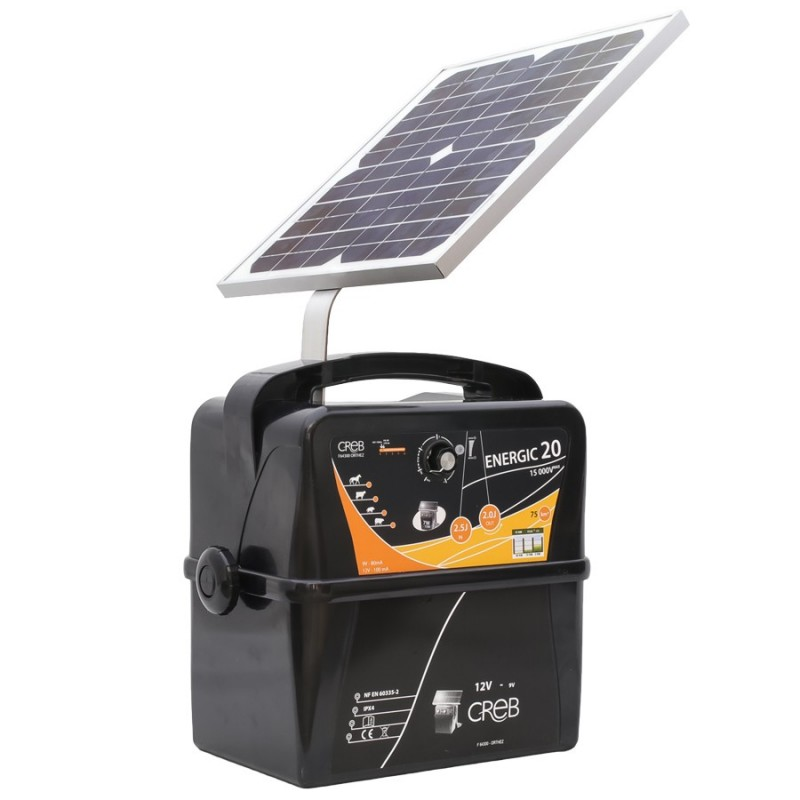 ENERGIC 20 Solar