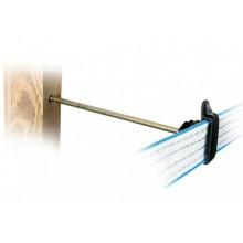 Μονωτήρας για Ταινία & Σχοινί με Ξυλόβιδα 20cm
